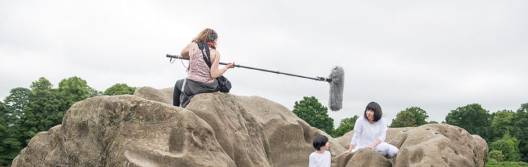 Boom vs lav microphones: Low-budget productions